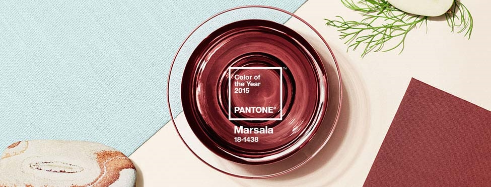 Pantone's Colour of 2015